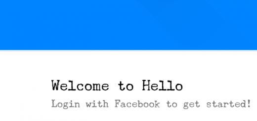 Facebook Phone Dialer App, Facebook Hello App, Facebook Hello Dialer