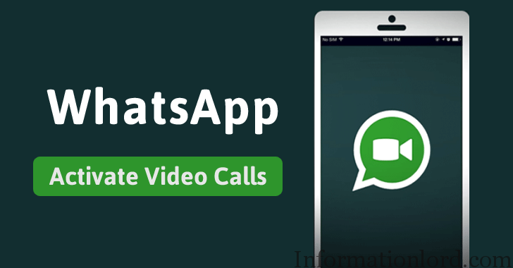 Easy Install Video Call WhatsApp