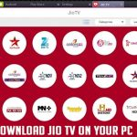 Install Jio TV For PC or Laptop [Windows/Mac] Free
