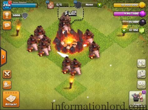 all new Level 7 hogs in Clash of Clans update