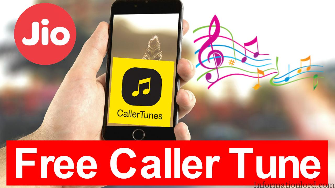 How to set Caller Tune on Jio 4G