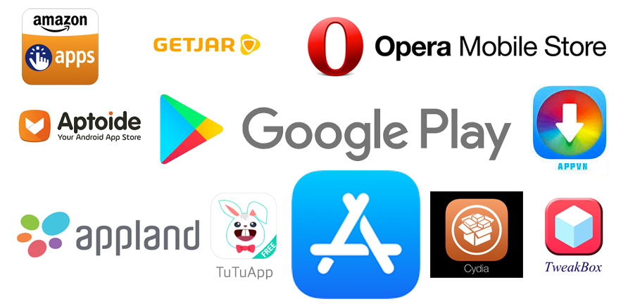 Google Play Store Alternatives in 2019